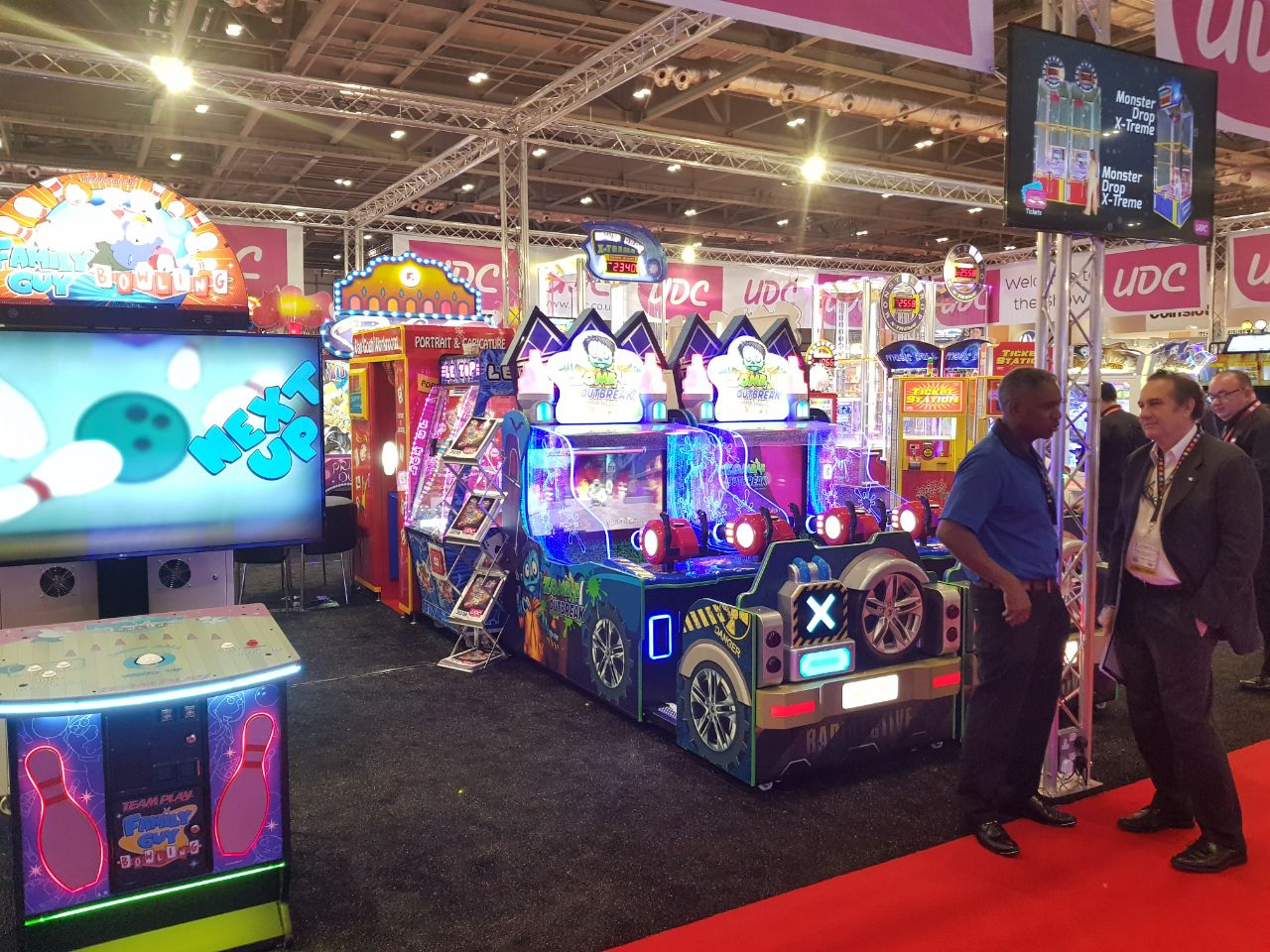 EAG EXPO LONDON 16-18 January 2018