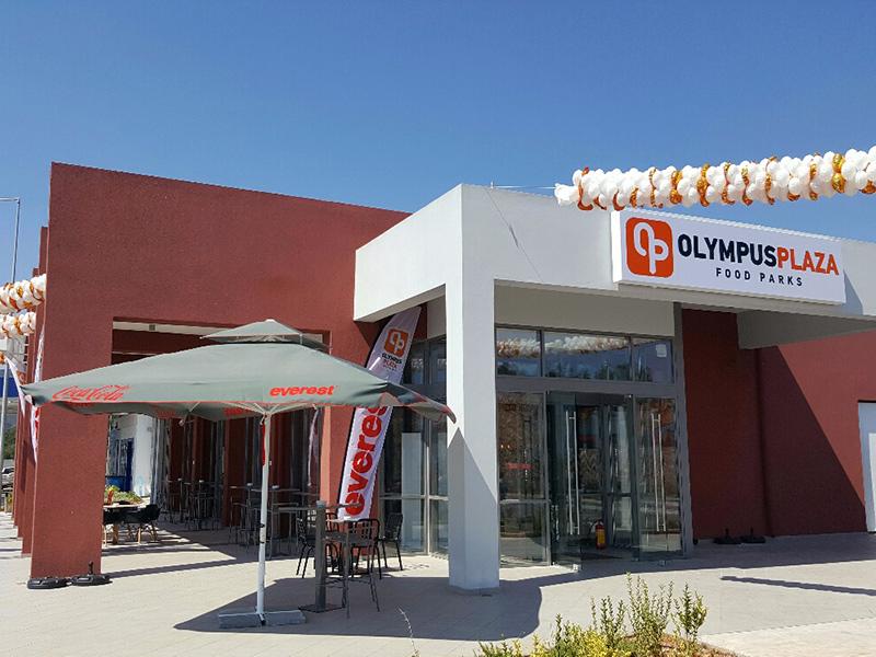 Olympus Plaza Arfara