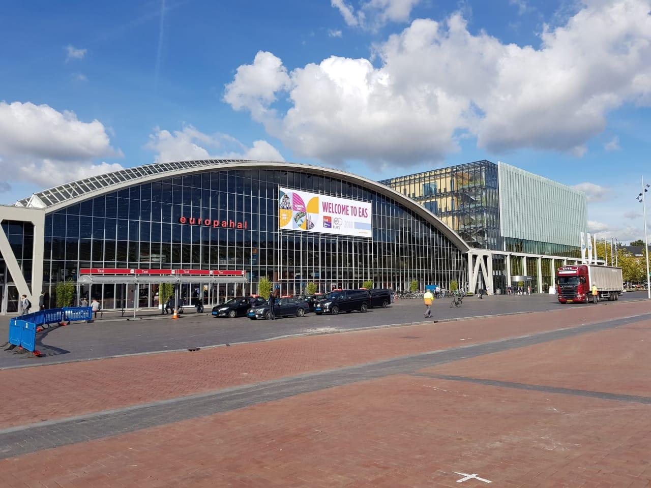 Amsterdam EAS 2018